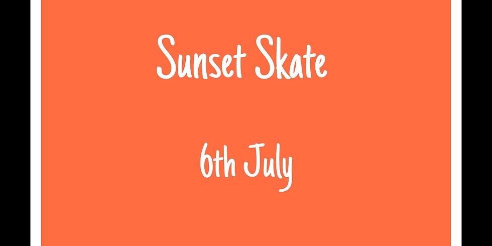 Sunset Skate 6th July