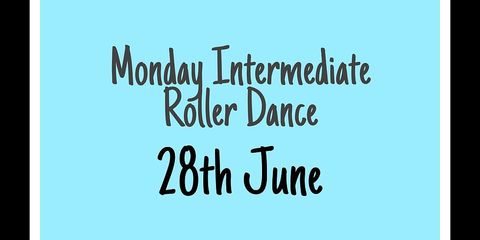 Intermediate Roller Dance 28th June