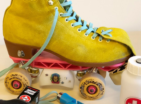 Skate Maintenance - Cleaning your bearings.