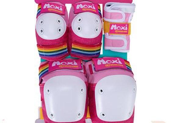 Moxi x 187 Junior Super Six Pad Pack