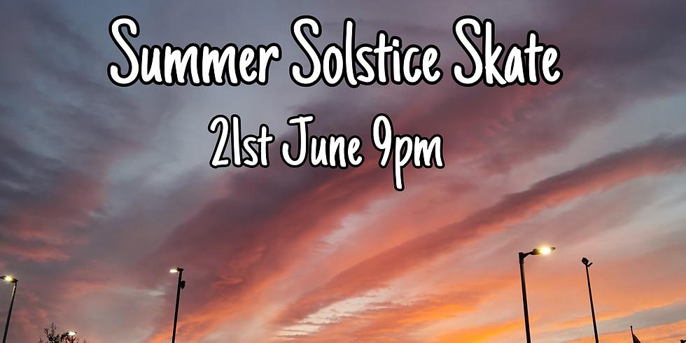 Summer Solstice Skate