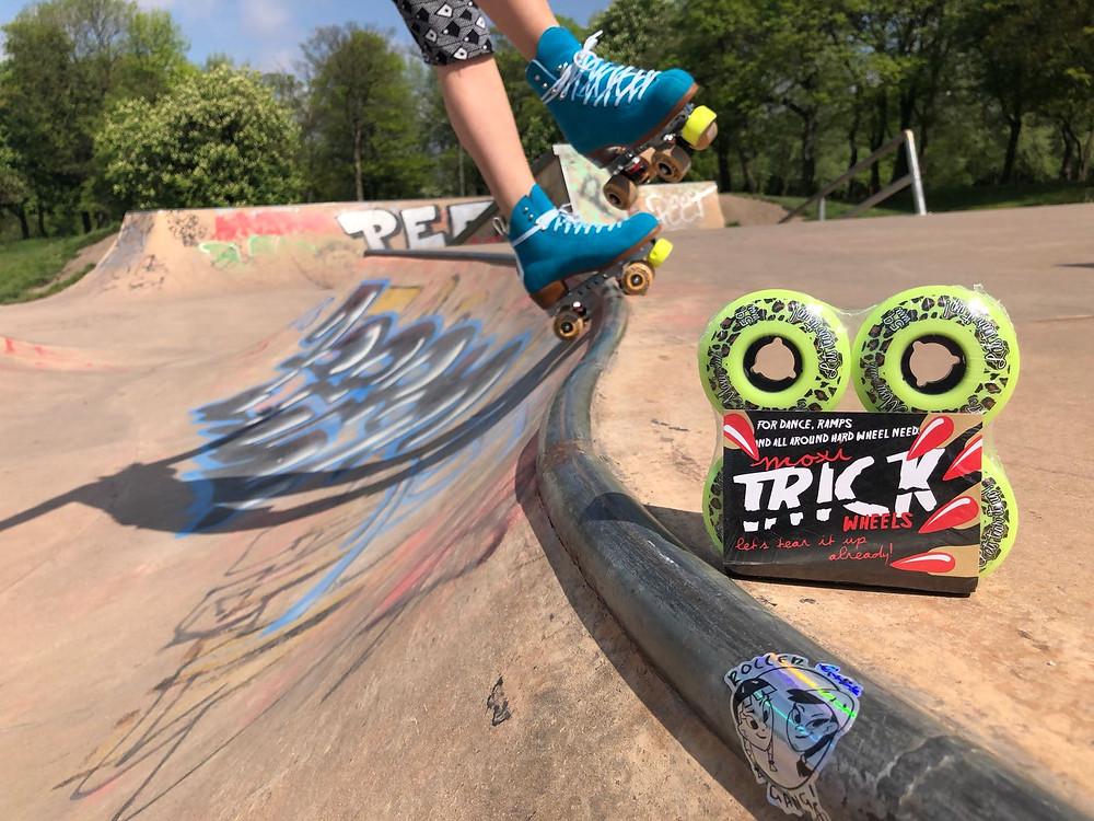 Moxi Trick Wheels 97a 59mm