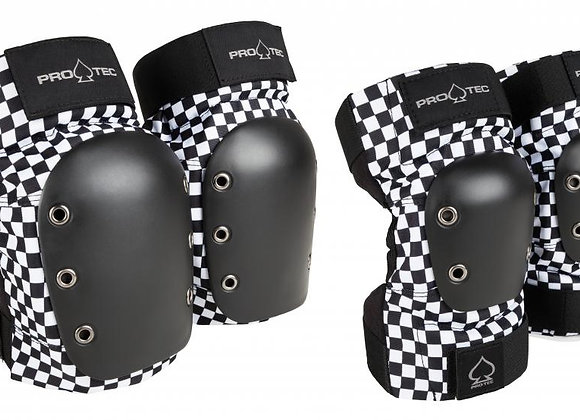 Pro-Tec Knee and Elbow Pad Set