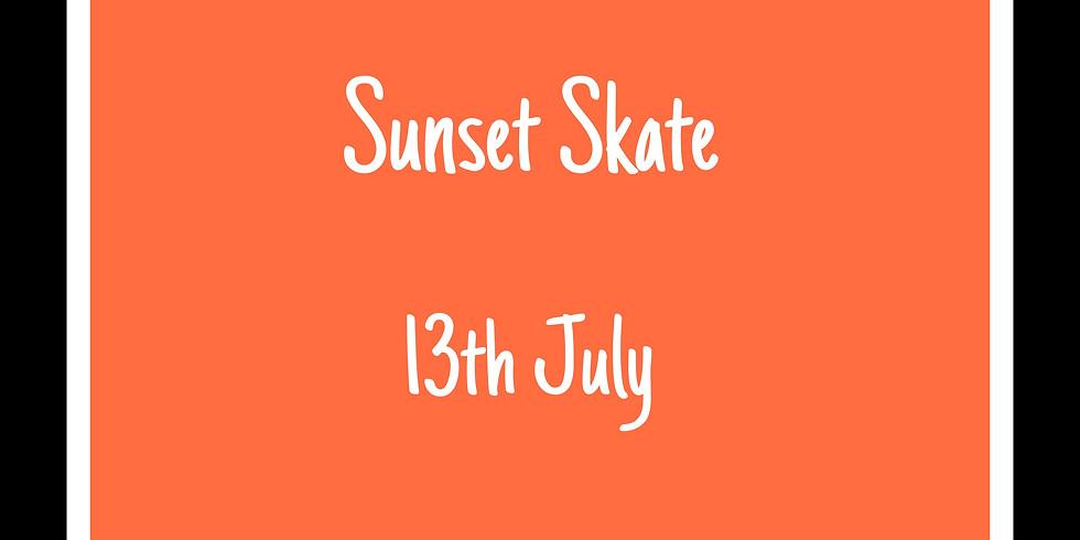 Sunset Skate 13th July