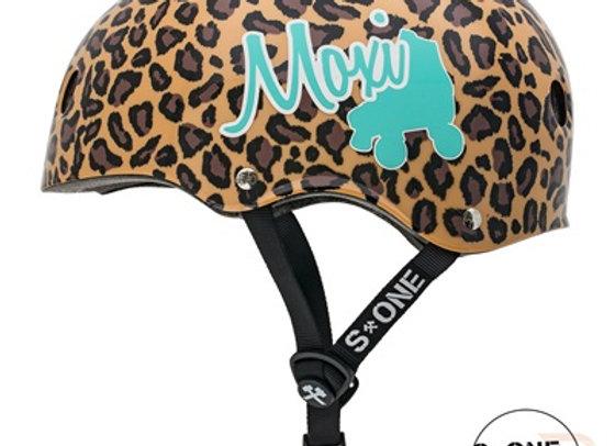S1 Lifer Helmet - Moxi Leopard