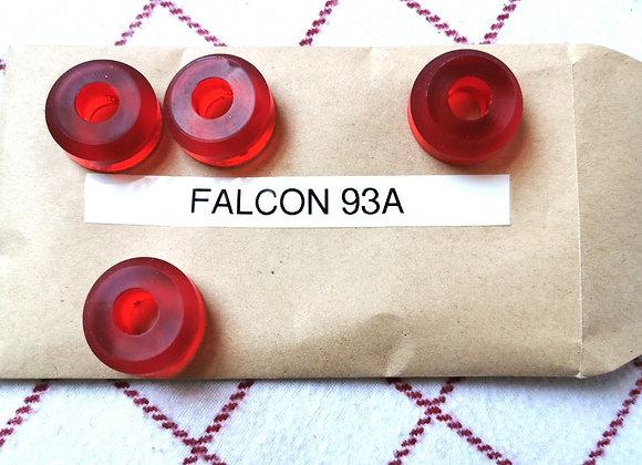 Discoblox Falcon Pilot cushions