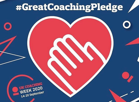 UK Coaching Week 2020