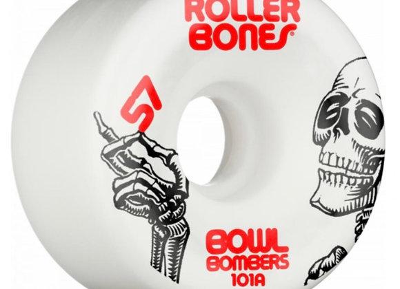 Rollerbones Bowl Bomber wheels