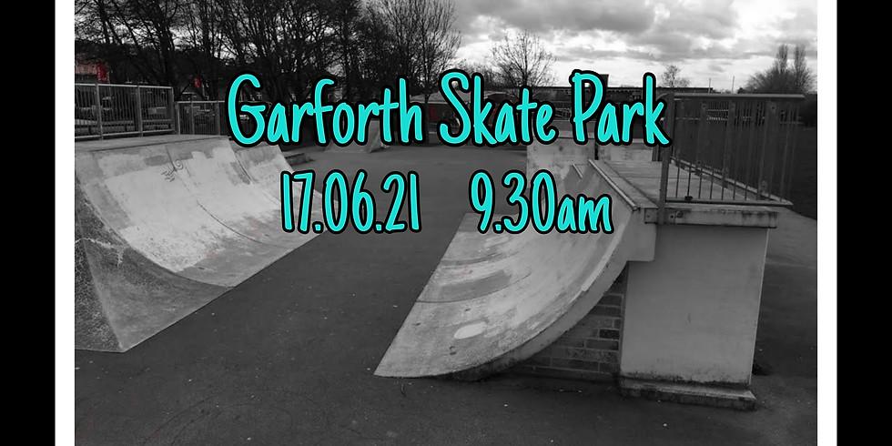 Meet Up Garforth Skate Park