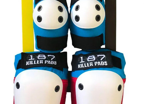 187 Killer Knee & Elbow Pack