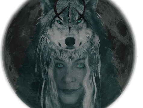 New Moon Magic; Reflection, Betterment, be the Wolf