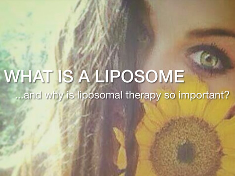 What is a liposome and why should I use liposomal therapy?