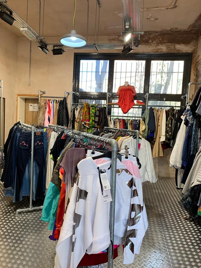 Charity Shop Crawlin' in London