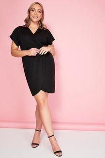 Mela London Curve Wrap Dress.jpg