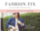 Fashion Fix Newsletter.JPG