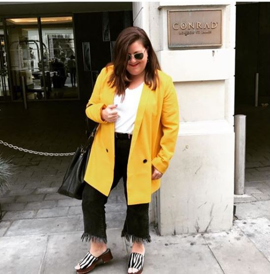 ASOS Mustard Blazer - How to Wear!
