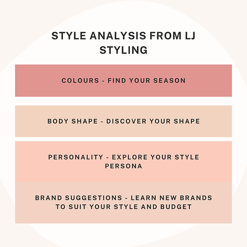 Style Analysis Pack