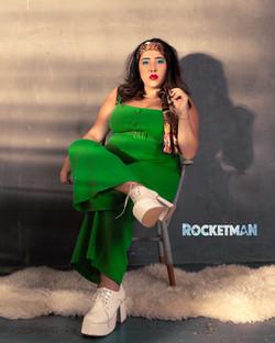 Rocketman Shoot for Paramount