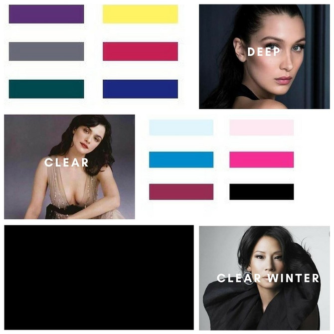 Find your Colour - PART 1
