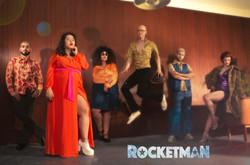 Paramount Rocketman Shoot