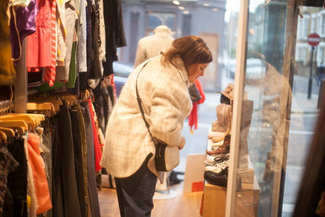 Tips and tricks for charity shopping