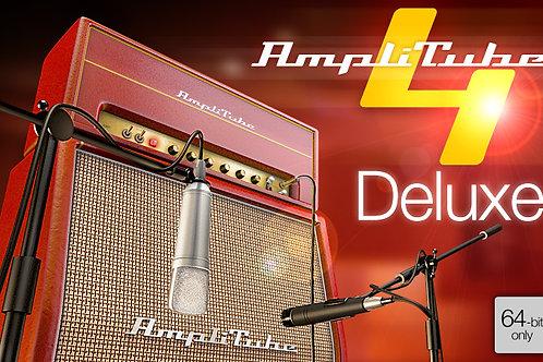 AmpliTube 4 Deluxe