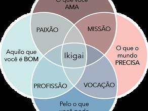 Pensando em mudar de carreira? A mandala de Ikigai pode te ajudar!