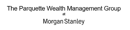 Parquette Wealth Management Group at Morgan Stanley Logo