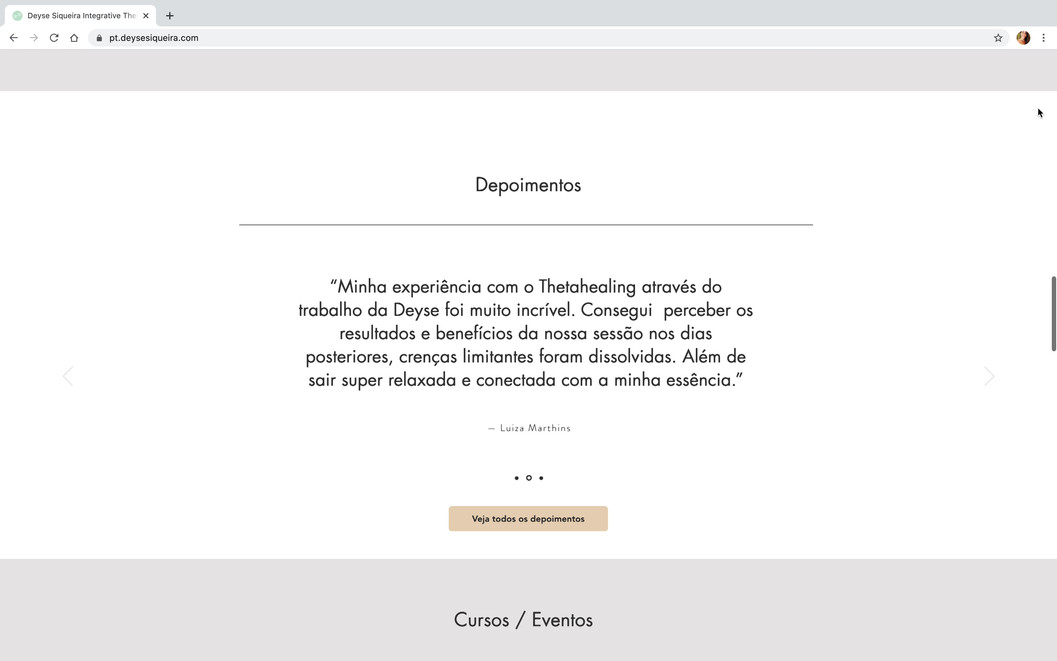 Citrino Aflora - Deyse Siqueira - Portfo