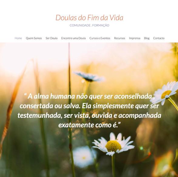 Doulas do Fim da Vida - Portugal