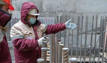 Москва оценила перспективы закрытия строек из-за COVID-19