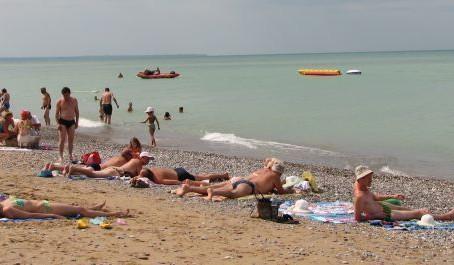 В Ростуризме заявили о перегруженности черноморских курортов
