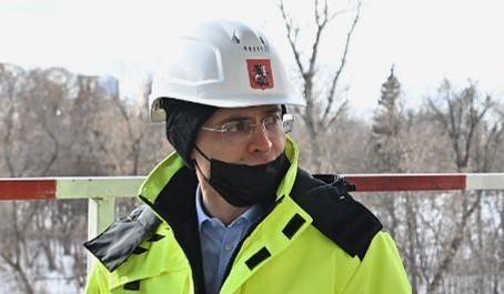 Столичные власти обсуждают строительство по реновации в промзонах