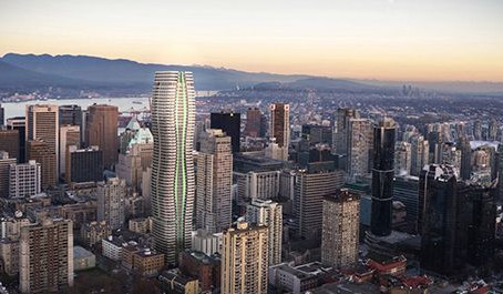 В Канаде построят самый высокий «пассивный» небоскреб в мире (фото)