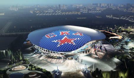 Для хоккейной арены в Петербурге выбрали проект Coop Himmelb(l)au (фото)