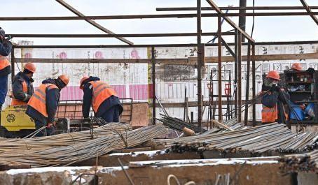 Строительная отрасль России больше не интересна для мигрантов — РАСК