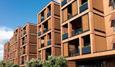 Главный архитектор Подмосковья оценила перспективы деревянного домостроения