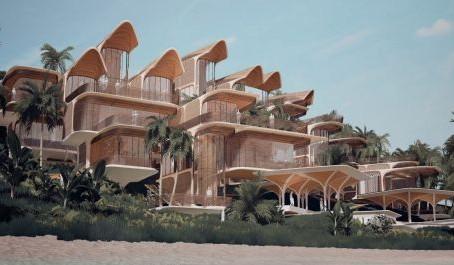 Бюро Захи Хадид спроектировало модульное жилье для Гондураса (видео)