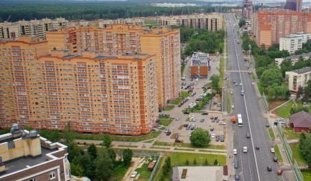 Ввод недвижимости в Москве упал на 5%