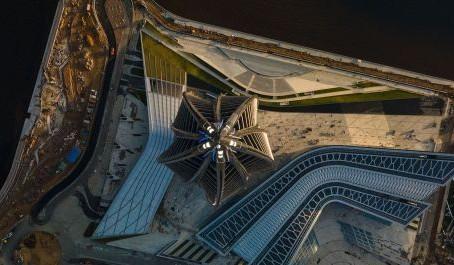 «Лахта Центр» стал небоскребом года по версии Emporis Skyscraper Award