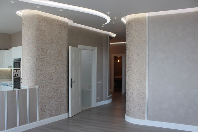 Ремонт квартиры  под ключ по адресу: город Москва, улица Катукова