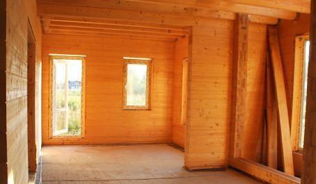 Спрос на деревянные коттеджи вырос на 20% — эксперты