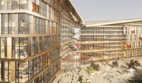 «Яндекс» может построить еще одну штаб-квартиру в Москве