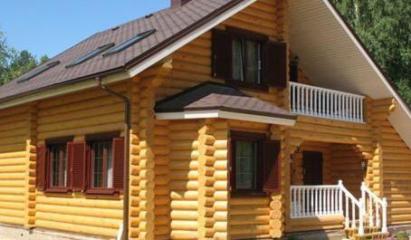 Минстрой запустил архитектурный конкурс в деревянном домостроении