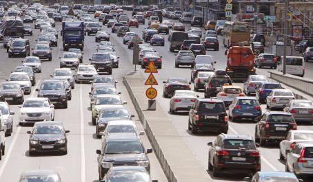 Москву признали мировым лидером по автомобильным пробкам