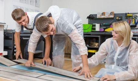 Эксперты «Леруа Мерлен» назвали стоимость косметического ремонта квартиры