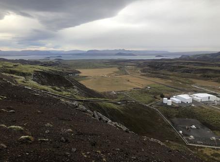 Директор института В. В. Акинин принял участие в крупной научной конференции в г. Сельфосс, Исландия