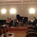 Mondrian Ensemble im Konservatorium Tiflis