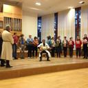 Antchischati-Chor in Winterthur