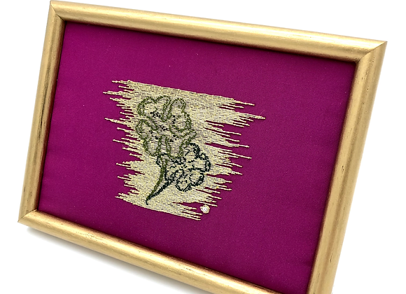 """Wall Decor """"Luck Forever"""" Gold & Brillant"""